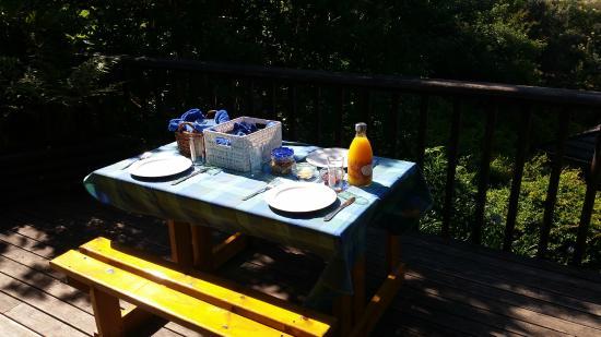Protea Guest House: Breakfast