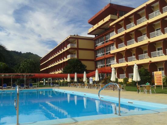 Hotel Islazul Hanabanilla: Pool