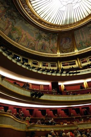 Théâtre des Champs-Élysées: 内部