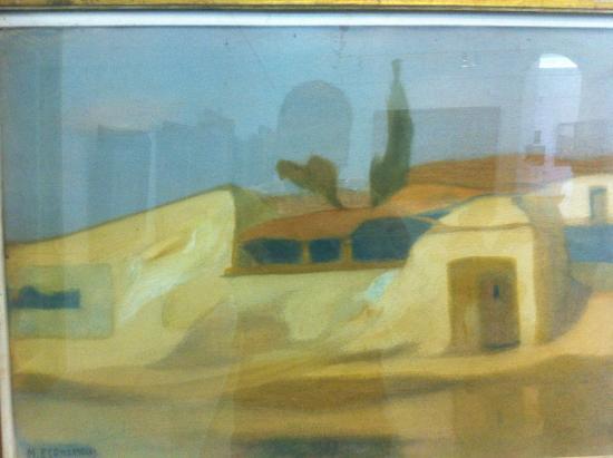 Municipal Art Gallery of Rhodes: π