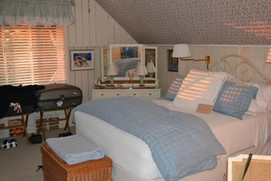 Wicky-Up Ranch Bed and Breakfast: Beautiful Room (Juliana Suite)