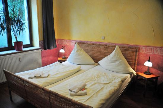 Mezcalero: Bedroom