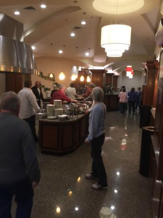 Drury Plaza Hotel Nashville Franklin Kick Back Food And Drinks