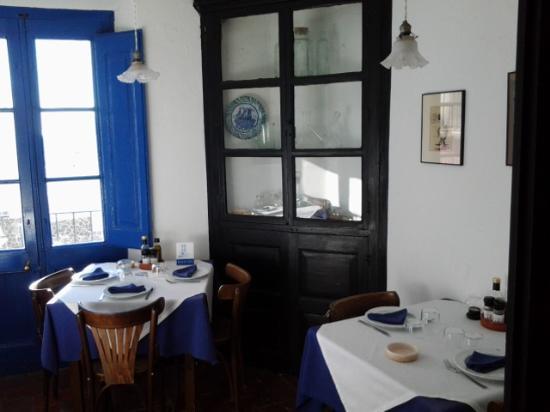 Casa Nun: salle cosy
