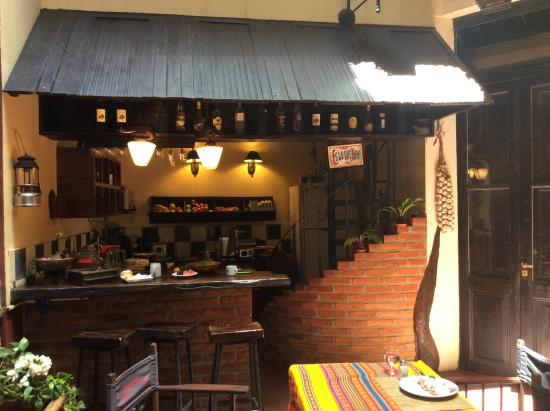 Apassionata Tango: Gemütliche Küche im Apassionata