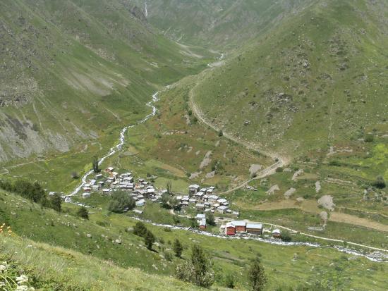Kackar Pension: Olgunlar village