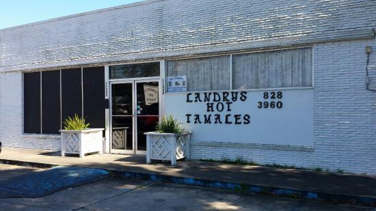 Landry's Hot Tamales