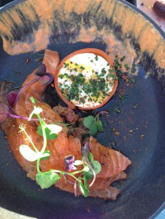 Ryan's Kitchen : Tandoori Trout