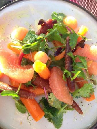 Ryan's Kitchen : Baby heirloom carrots