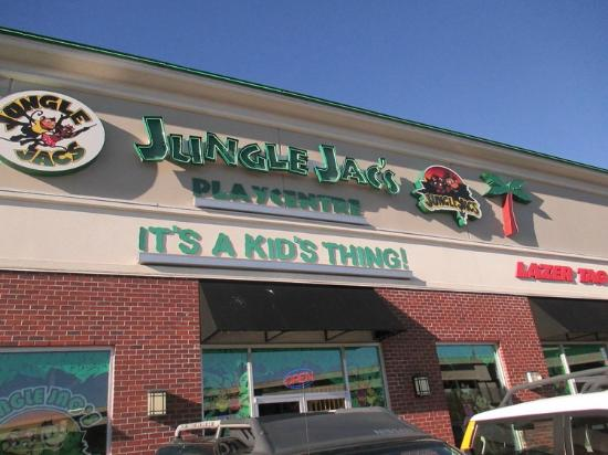 Jungle Jac's Playcenter