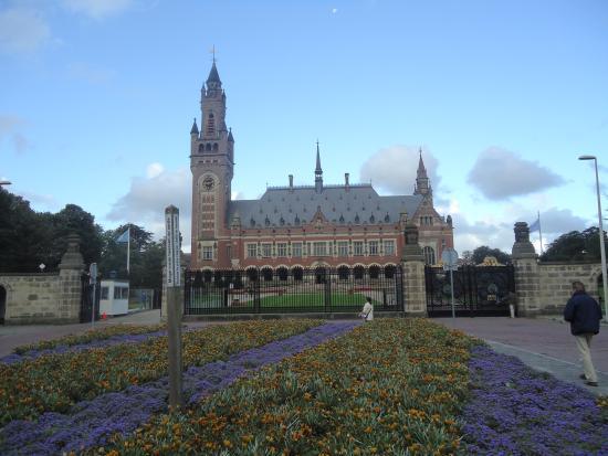 Palais de la Paix : Palácio da Paz