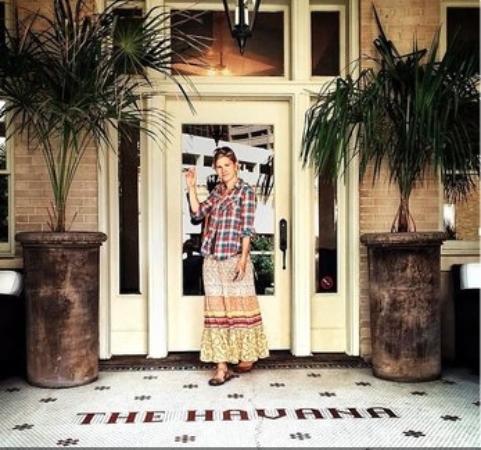 Hotel Havana: charming front facade