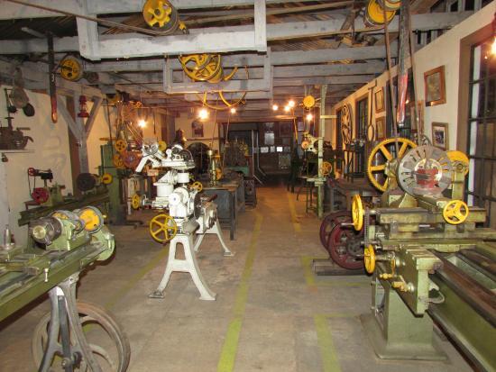 Museo Interactivo de Relojes Olvera III Generacion