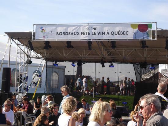 Bordeaux Fete le vin a Quebec