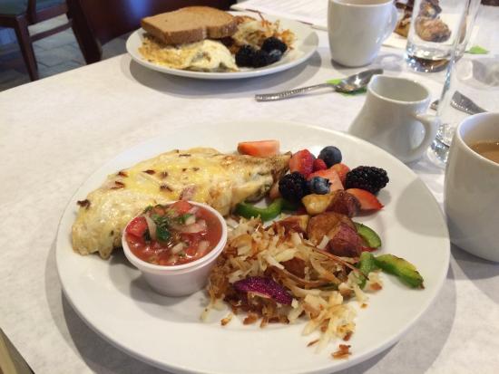 Costa Mesa Breakfast on