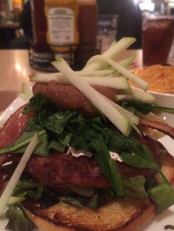 Twisted Fork: BUrger