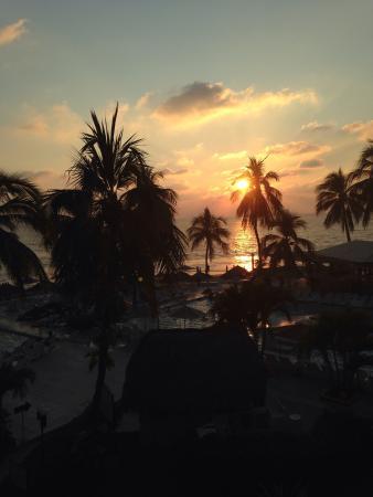 Hotel Fontan Ixtapa: View