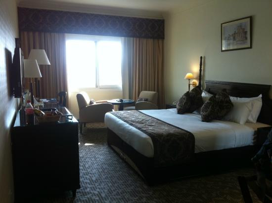 The Carlton Tower Hotel: Chambre