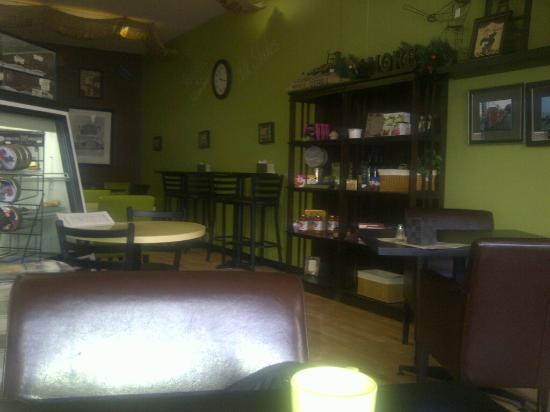 Ti Amo Clic Cafe The Decor