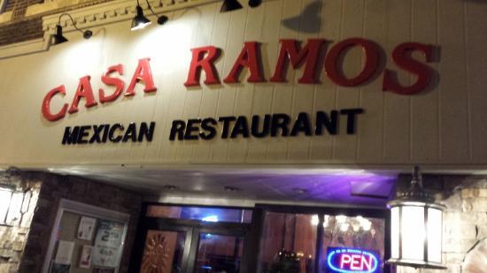 Casa Ramos: Store front