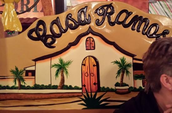 Casa Ramos: Table and chair paintings