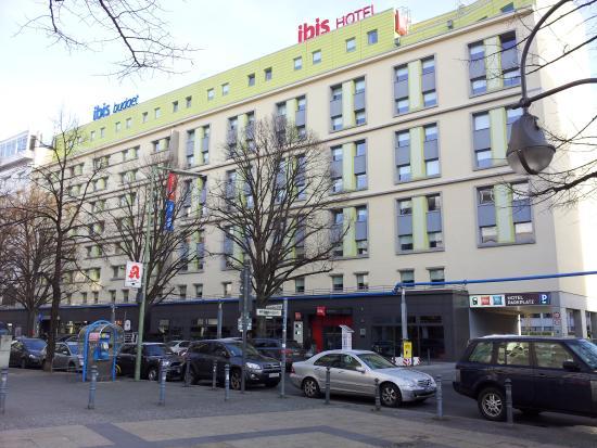 Hotel Ibis Berlin Wittenbergplatz