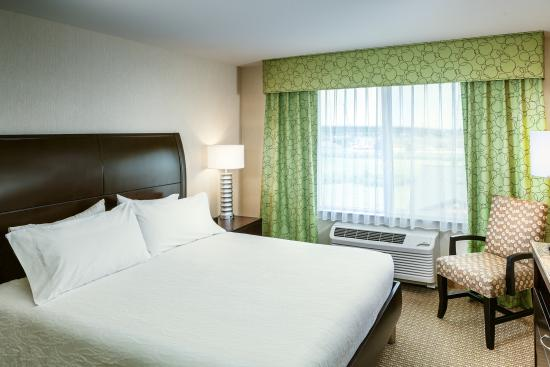 Hilton Garden Inn Seattle/Bothell, WA: King Room