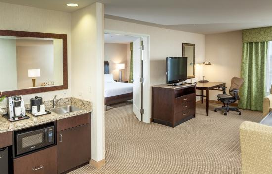 Hilton Garden Inn Seattle/Bothell, WA: Suite