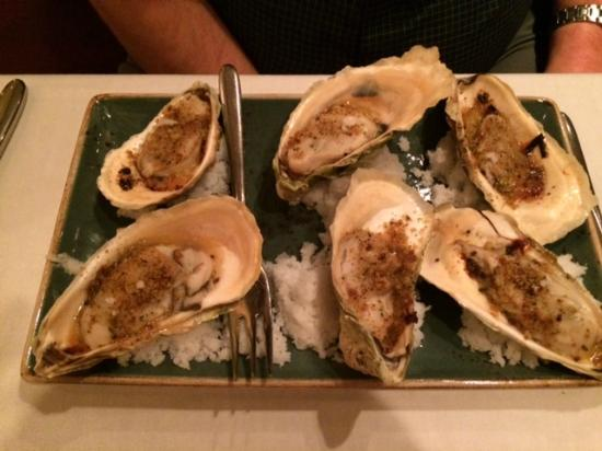 Primo: oysters