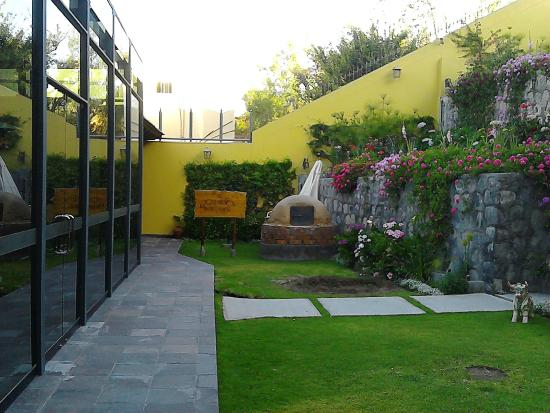 El Cabildo: Jardim