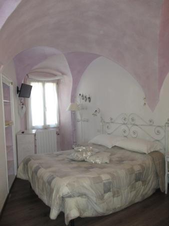 La Casetta di Vale: I soffitti a volta color lavanda.. .un incanto