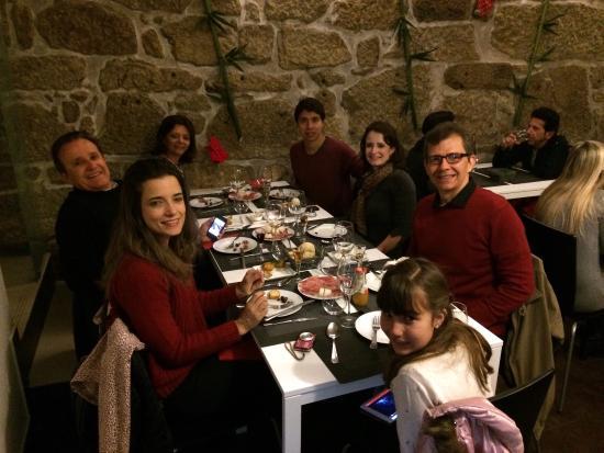 Essencia Lusa Restaurante Tradicional: Maravilhosa Comida!!!