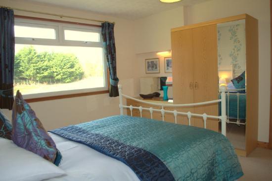 Torcroft Lodges : Bedroom Torcroft Lodge