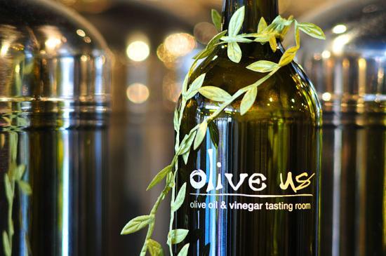 Olive Us Oil and Vinegar Tasting Room