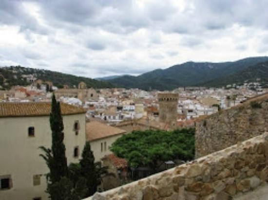 Tossa de Mar, Catalunya, Spain - Bild von Vila Vella (Old ...