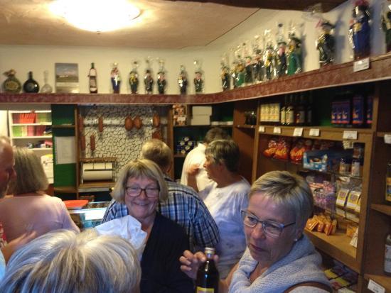 Gasthof zum Biber: utsalget