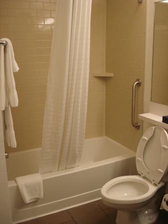Candlewood Suites Nashville Brentwood : Bathroom