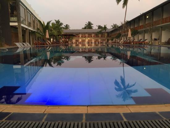 Carolina Beach Hotel: Big pool