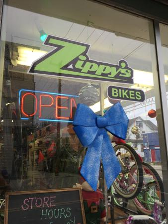 Zippy's Bikes : Open year round