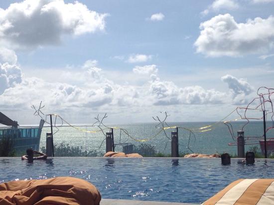 The Kuta Beach Heritage Hotel Bali - Managed by Accor : Pool view