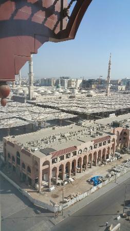 Elaf Taiba Hotel: Room view