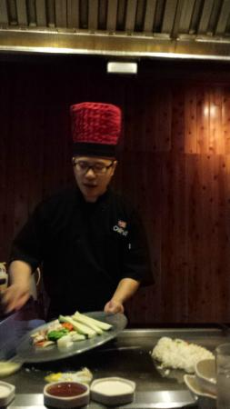 Osaka Japanese Steakhouse: cooking up a storm