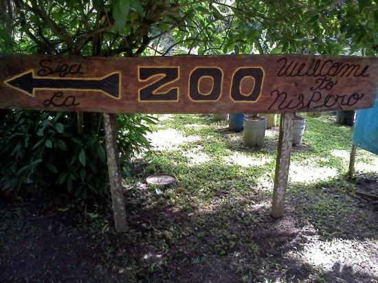 Entrada al zool gico picture of el nispero zoo and Garden city zoo