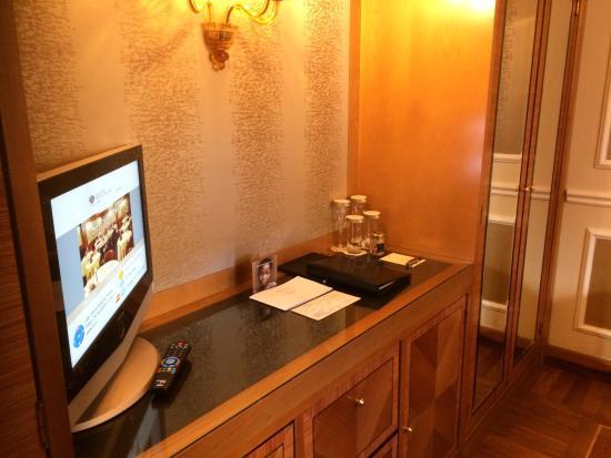 Baglioni Hotel Carlton: 部屋