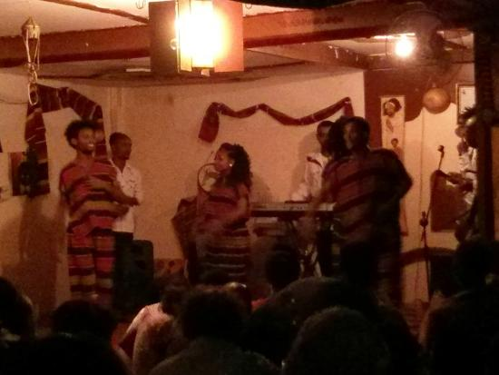 Gonder, Ethiopia: great band