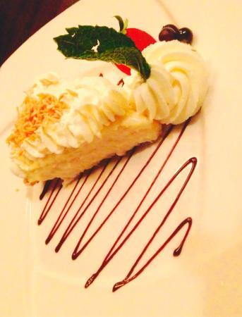Okeechobee Steakhouse: Coconut Cream Pie