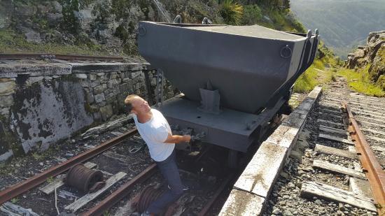 The Denniston Experience: It's heavy !