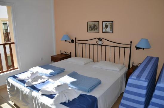 Aktea Beach Village: chambre