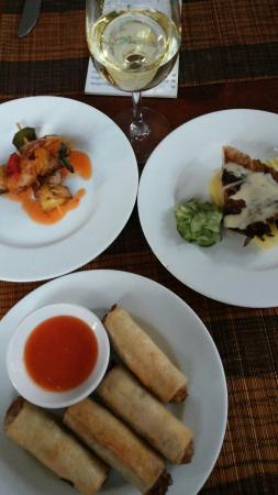 Soria Moria Fusion Kitchen: Tapas