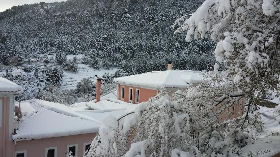 Ilaeira Mountain Resort: Πρωτοχρονιά 2014
